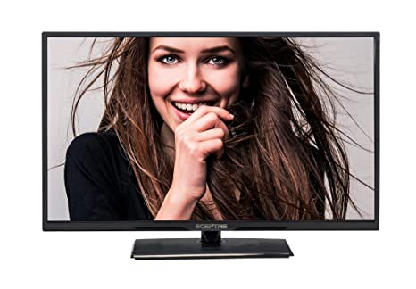 Amazoncom Sceptre 32 Led Class 720p Hdtv With Ultra Slim Metal