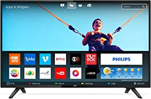 "Smart TV, LED, 32"", Philips, 32PHG5813/78, HD, Preto"
