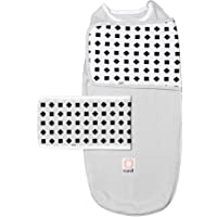 Nanit Breathing Wear Starter Pack - Size Small, 0-3 Months - Pebble