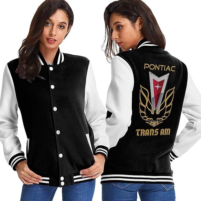 Amazon.com: Pontiac Trans Am Firebird - Chaqueta de béisbol ...