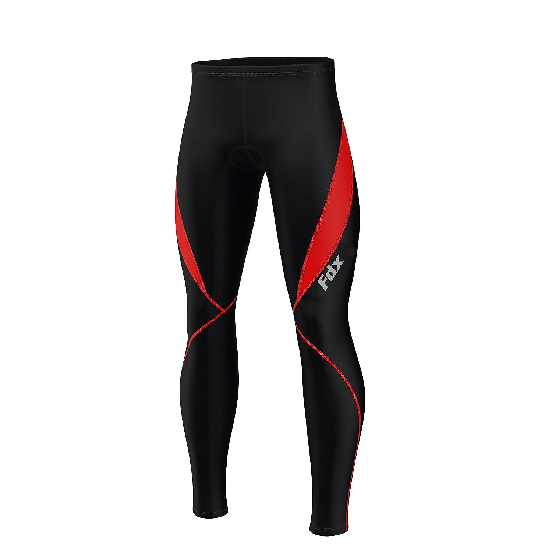 Men Cycling Bike Long Sleeve Racing Jersey Bib Pants Trousers Set Pad OG-EVKIN