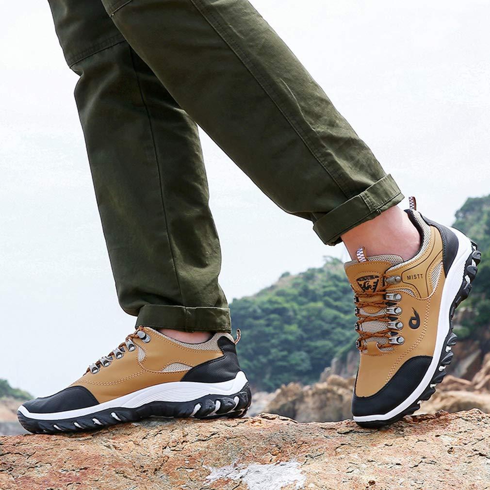 Hombre Zapatillas Respirable C/ómodo Zapatos para Correr Aptitud/Trotar Al Aire Libre Zapatos para Caminar Zapatos Deportivos Casual Zapatos de Lona con Cordones