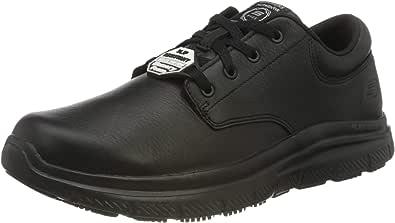 Skechers Flex Advantage Sr Fourche, Zapatos de Vestir par Uniforme Hombre