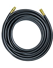 Hot Max 24201 25 Foot Extension/Appliance Hose for Propane or Natural Gas