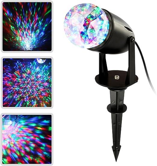 Amazon.com: CoastaCloud Proyector LED Luz Decoración de día ...