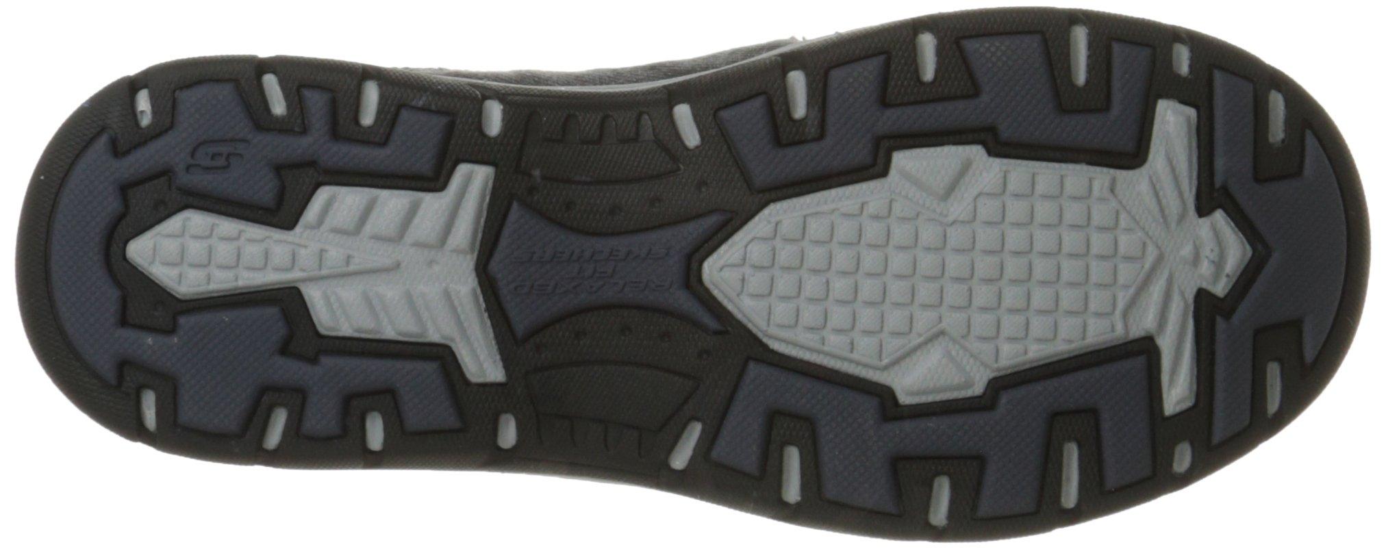 Skechers Men's Expected Avillo Relaxed-Fit Slip-On Loafer,Black,13 M US by Skechers (Image #3)