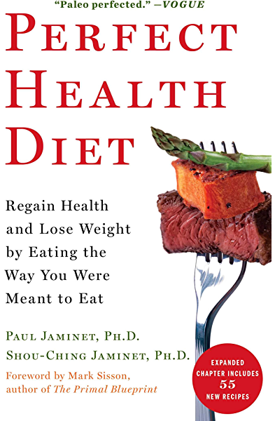 the perfect health diet by paul jaminet