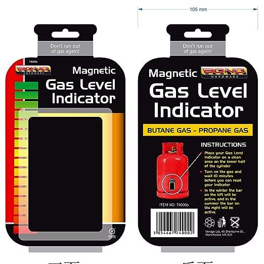 Indicador magnético de nivel de gas de butano y propano calor GLP ...