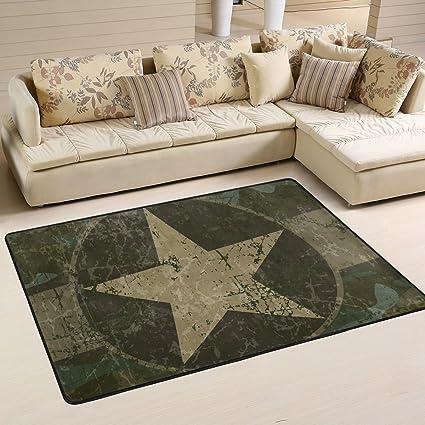 Coosun militare sfondo tappeto tappeto antiscivolo zerbino zerbini ...