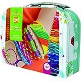Sycomore CRE1030 - Loisirs Créatifs - Valisette Bracelets de l'Amitié