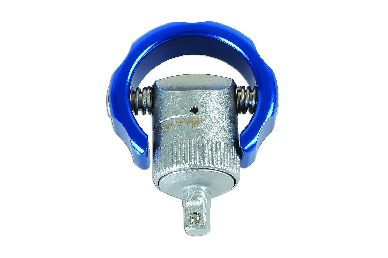 Laser 6387 Swivel Palm Ratchet 1//4-inch Dia