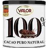 Chocolates Valor Cacao Puro 100% Natural, 250 g
