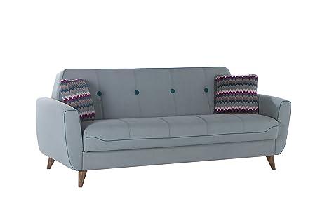 Amazon.com: istikbal multifuncional muebles Nora colección ...