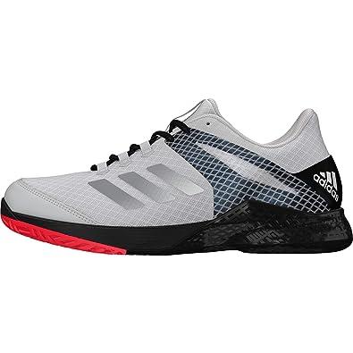 newest collection 94133 33beb adidas Adizero Club 2, Chaussures de Tennis Mixte Adulte Amazon.fr  Chaussures et Sacs