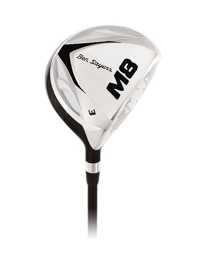 Ben Sayers M8 Juego Completo de Palos de Golf, Color Negro ...
