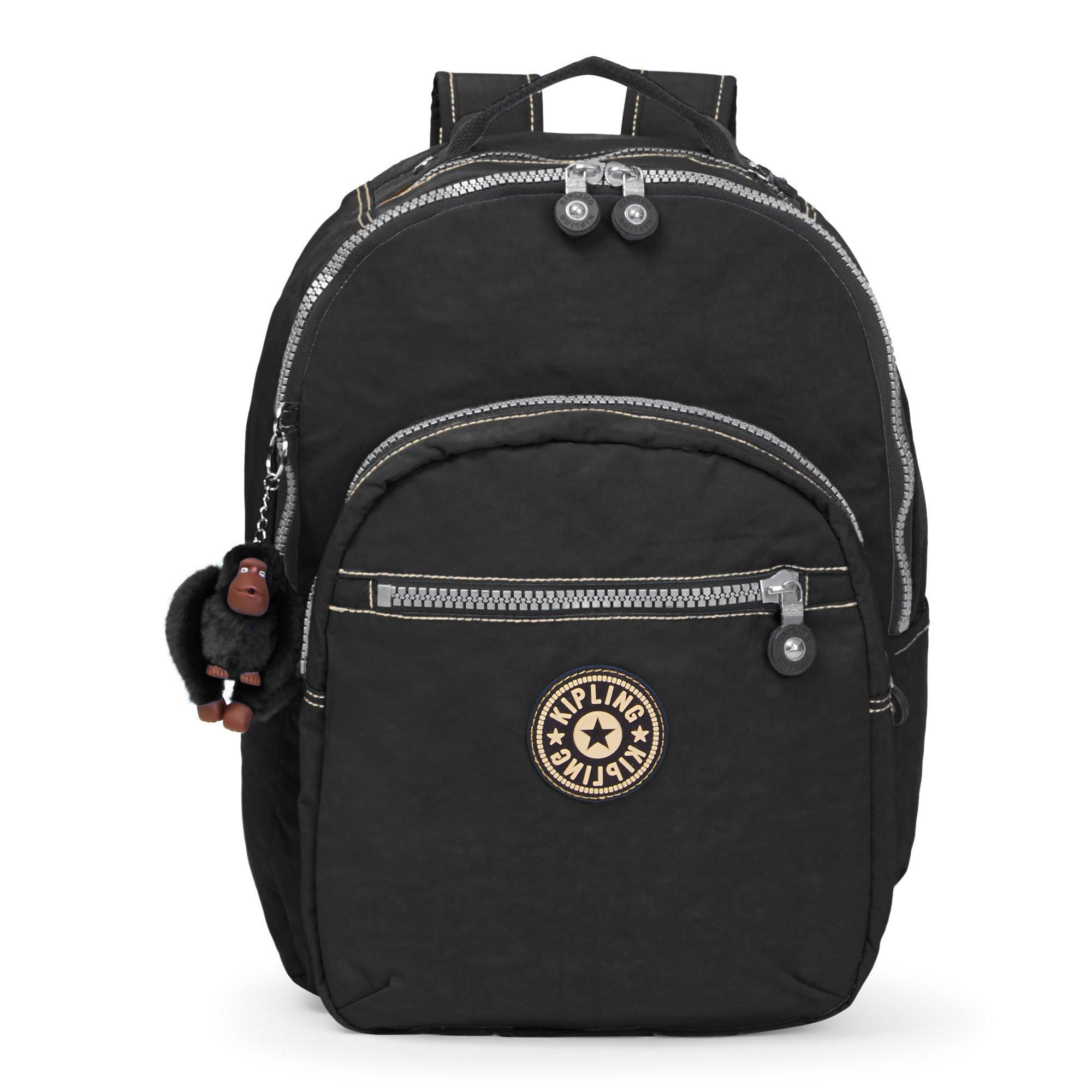 Kipling Women's Seoul Large Vintage Laptop Backpack One Size Black