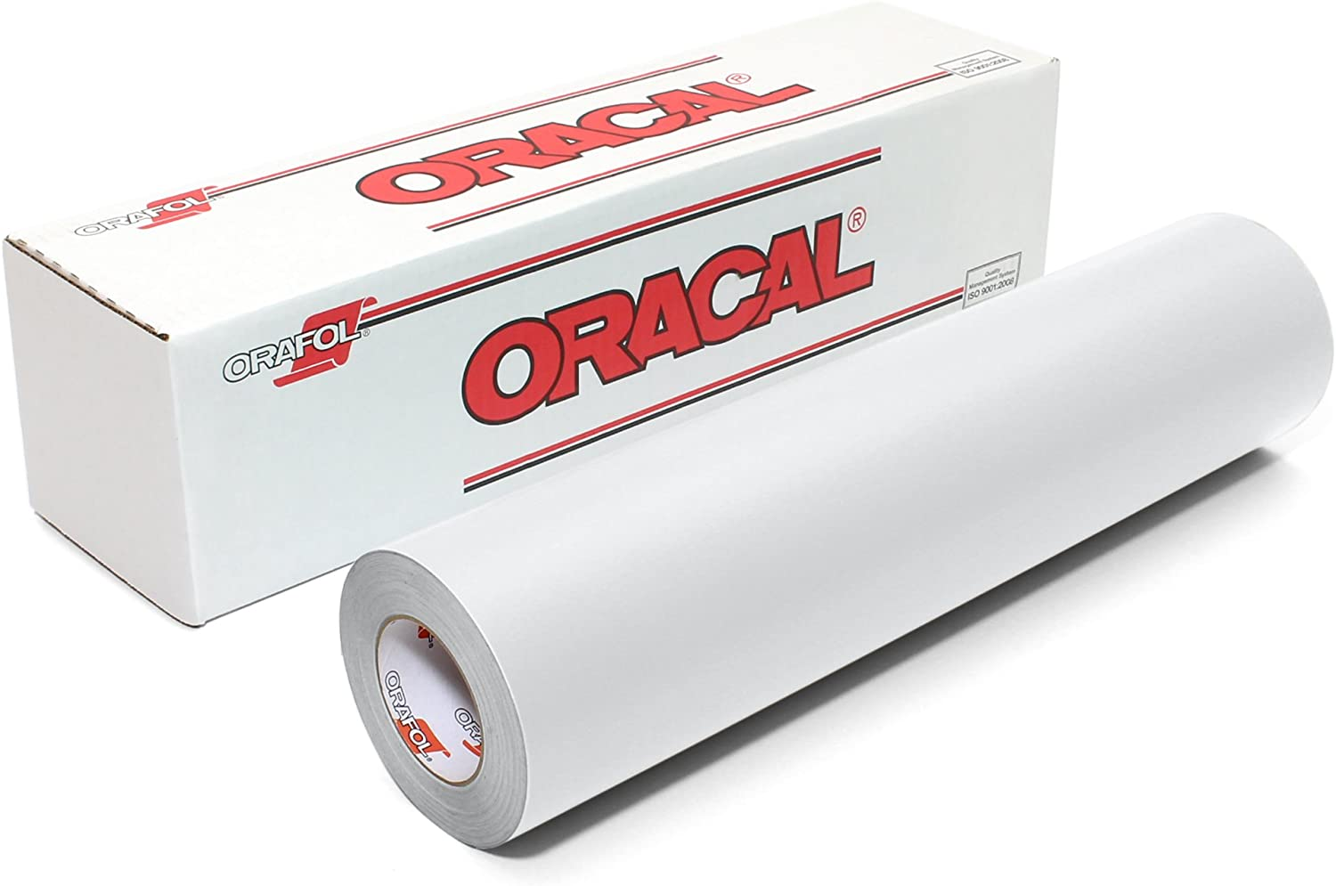 Oracal 631 Matte Vinyl Roll 24 Inches by 150 Feet White