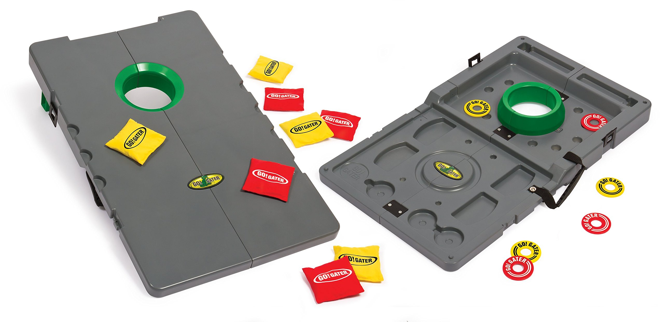 Go! Gater Bean Bag Washer Toss Set with Molded Case by Go! Gater (Image #1)