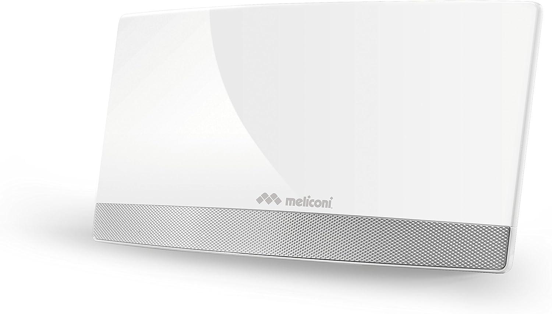 Meliconi AT-55, Antena, color blanco