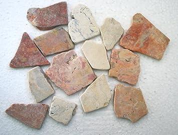 1m² Fliese Bruch Mosaik Marmor Naturstein Stein Wand Boden Bad Dusche  Bordüre