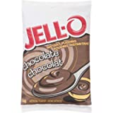 Jell-O Instant Pudding, Chocolate, 1 kg, 2 Count