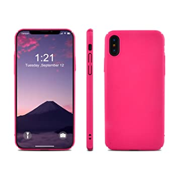 ZaPro Apple iPhone X Pant Smartphone Color Case | Ultra-Slim ...