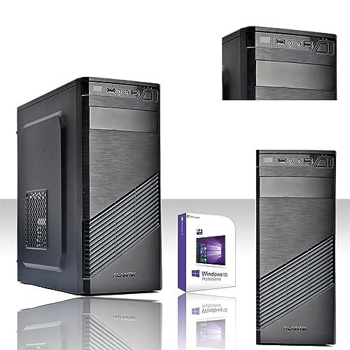 GAMMA PC SSD DESKTOP COMPLETO INTEL I5-8500 4.10 GHZ 6-CORE 8°GEN/LICENZA WINDOWS 10 PROFESSIONAL 64 BIT/SCHEDA GRAFICA INTEL HD 630 1GB 4K/WIFI 300MBPS/SSD 240GB/RAM 8GB DDR4 2400 MHZ/MAASTERIZZATORE DVD-CD LG/ALIMENTATORE 500WATT/ INGRESSI HDMI, DVI,VGA, USB2.0, UBSB3.0 , USB3.1, AUDIO, VIDEO,LAN/,SUPPORTA 3 MONITOR, INGRESSO ULTRA M.2/EDITING, UFFICIO, GRAFICA,4K, PROFESSIONALE,GAMING