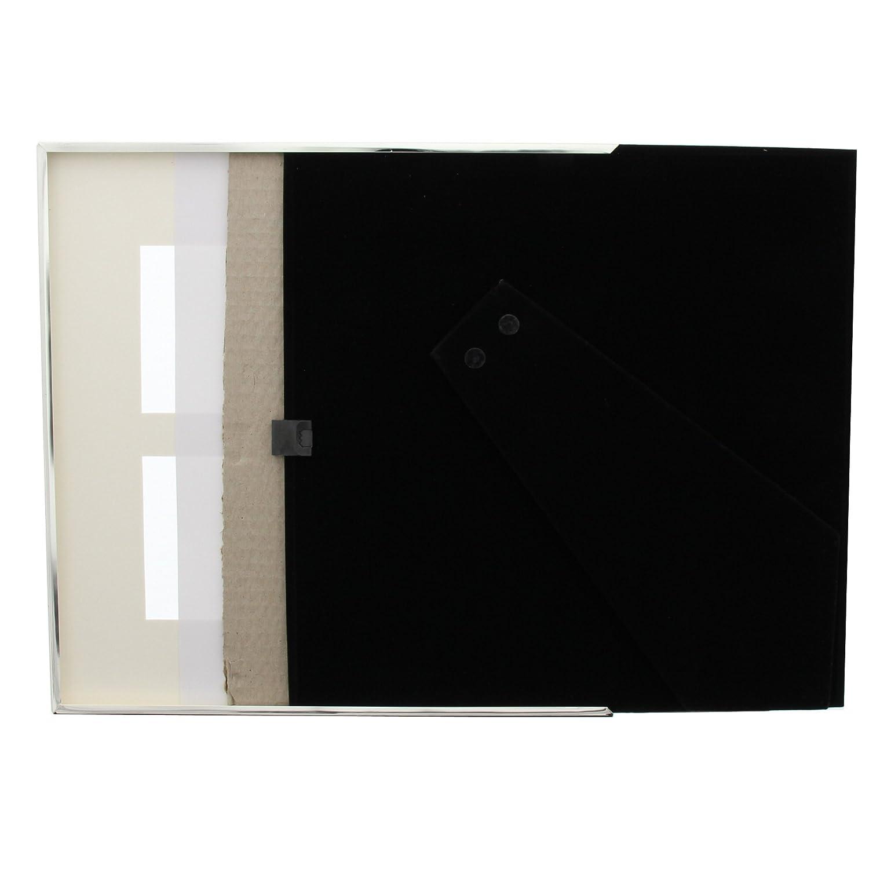 Amazon.de: Goldbuch, Rahmen Fine 4x 7/7 cm, Silberfarben, 960048