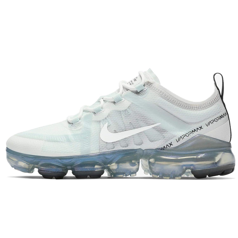 MultiCouleure (Ghost Aqua Summit blanc noir 403) Nike WMNS Air Vapormax 2019, Chaussures d'Athlétisme Femme 37.5 EU