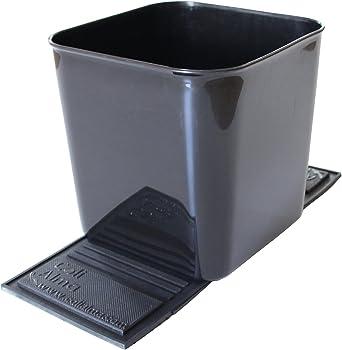 Coli Alma- Auto Car Trash Bin Vehicle Garbage Can