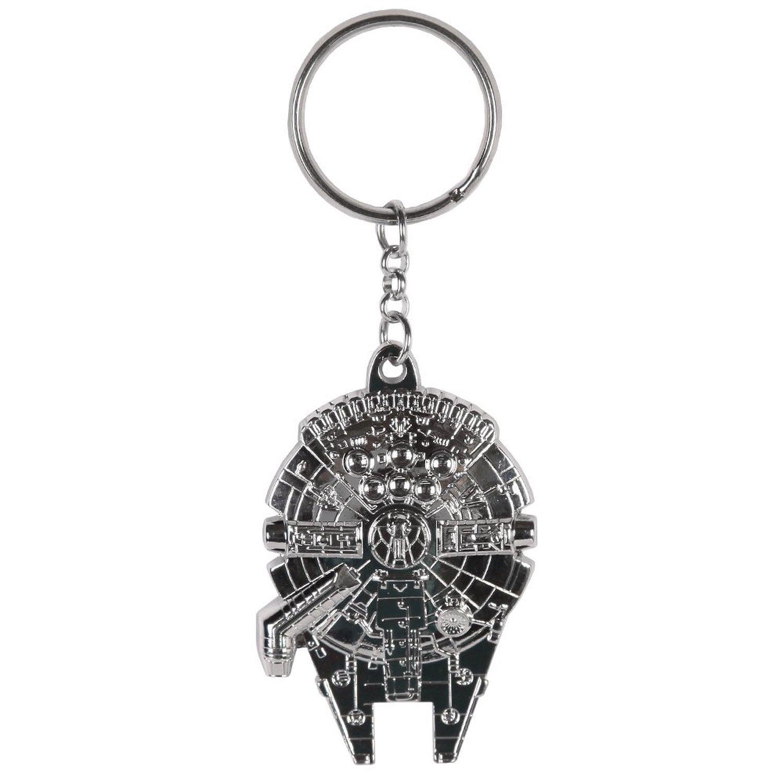 Star Wars Millennium Falcon Keychain BioWorld KE1N3GSTW00PP00