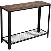 SONGMICS Vintage Coffee Table, Console Table