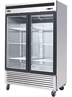 Amazon brand new commercial 2 sliding glass door refrigerator brand new commercial 2 glass door refrigerator planetlyrics Gallery