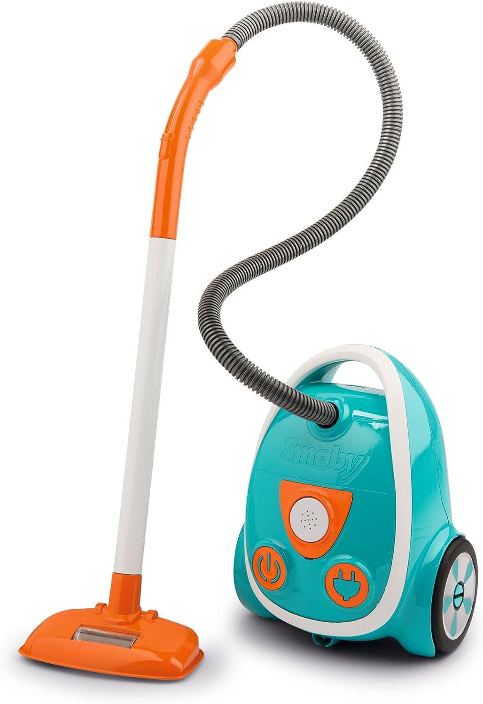 Aspirador electrónico de juguete con sonido (Smoby 330214): Amazon ...