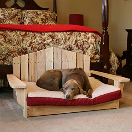 Cool Designed For Outdoors Cypress Adirondack Pet Chair Large Interior Design Ideas Tzicisoteloinfo