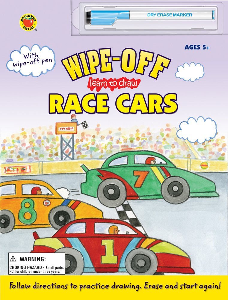 Learn To Draw Race Cars School Specialty Publishing 9780769658780
