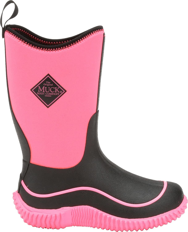 Purple//lavender Leopard Muck Boot Kids Hale Boot