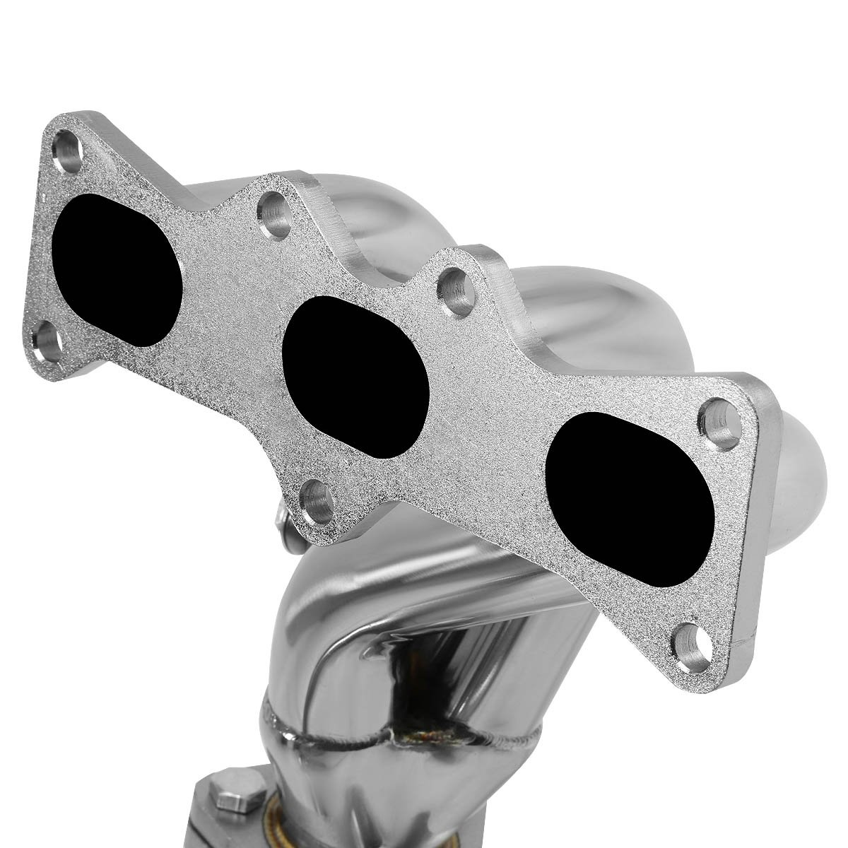 DNA Motoring HDS-FP93V6 Stainless Steel Exhaust Header Manifold