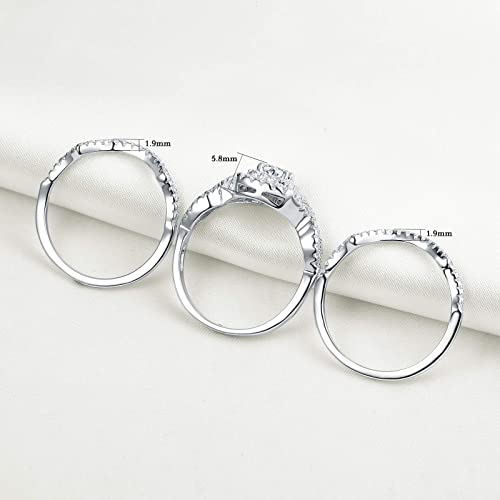Newshe Jewellery JR4844_2band product image 3