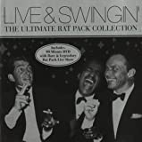 Live and Swingin' - The Ultimate Rat Pack Collection [CD + DVD]
