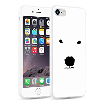 coque iphone 7 ours polaire