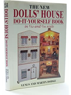The New Dolls  House Do it yourself Book  In 1 12Making Dolls  House Interiors  Decor and Furnishings in 1 12 Scale  . Dolls House Interiors. Home Design Ideas