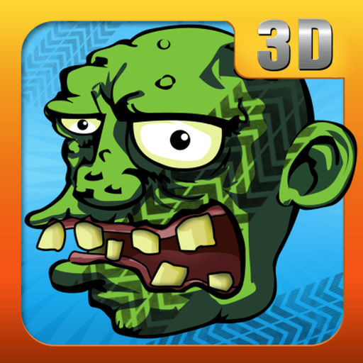 - 3D Offroad War on Killer Zombie Highway - For Kindle Fire HD