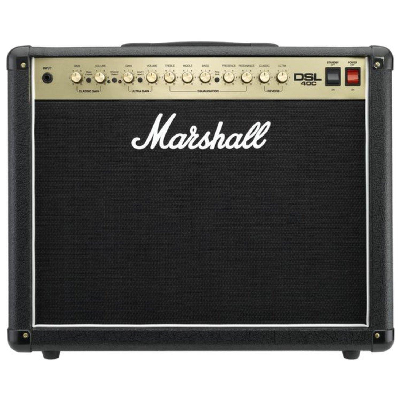 Marshall DSL40C 1x12'''' 40 Watt Tube Combo Amp