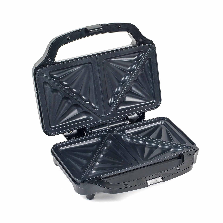 Beldray EK2017SBGP Deep Fill Sandwich Toaster, 900 W, Black