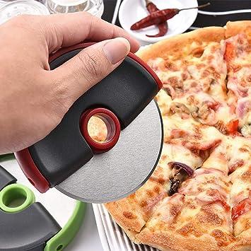 Compra Cortador de Pizza, Sencillo Vida Cortapizzas con ...