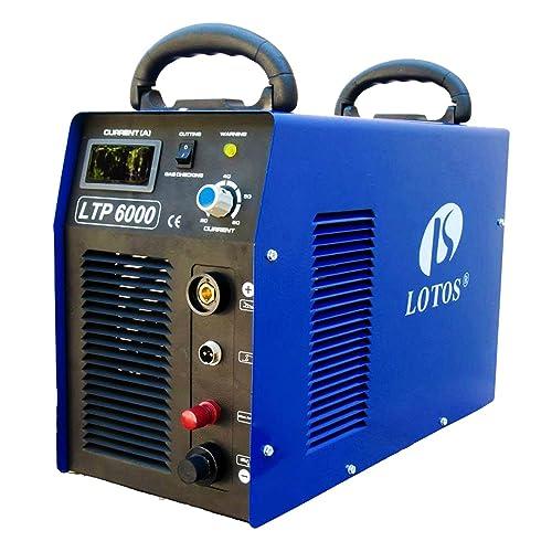 LTP6000 Lotos 60 Amps Pilot Arc Plasma Cutter LTP6000 – Reviews