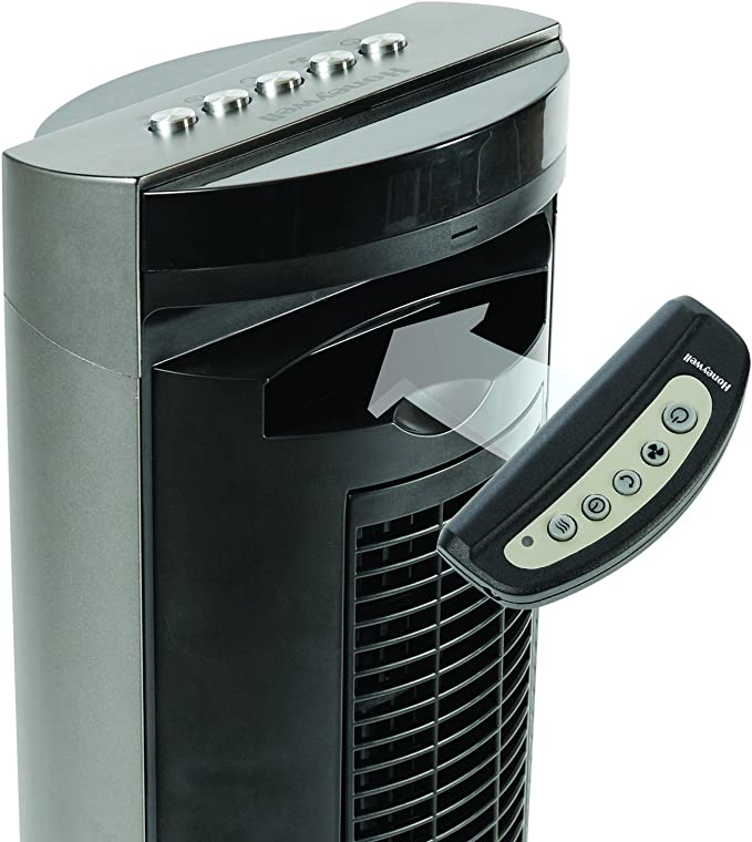 Honeywell HO5500RE Ventilador de torre oscilante: Amazon