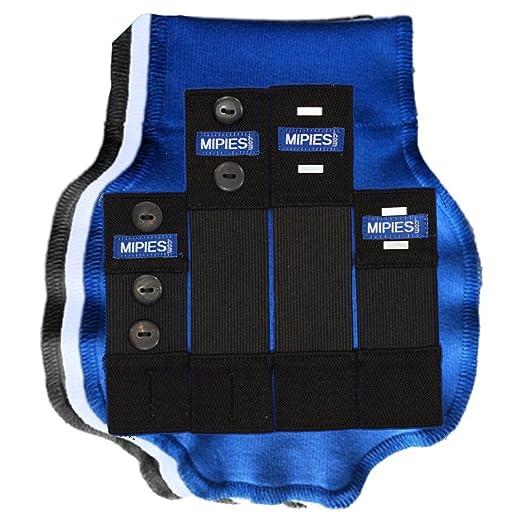 Alargador de cintura para embarazadas   Adapta tu ropa de siempre a ropa de embarazo y premama   Apto para pantalon y falda, botones y hebillas   Kit de 4 ...