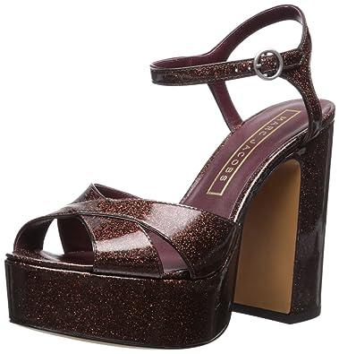 3b7f00bbab60 Amazon.com  Marc Jacobs Women s Debbie Platform Sandal Platform Pump ...